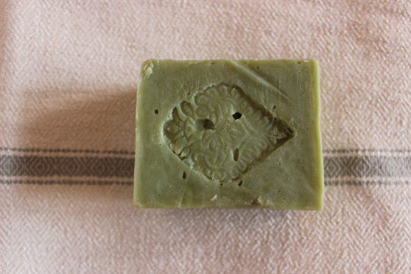 Aleppo Seife mit einem Hauch Bergamotte