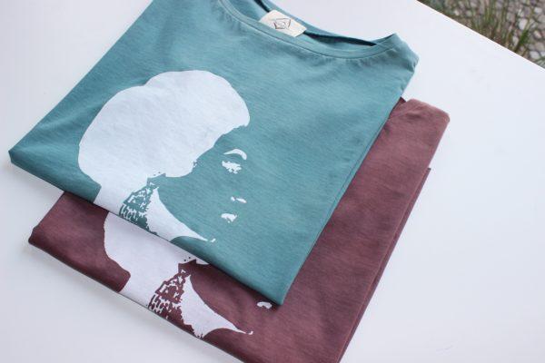Muhrä Be a voice not an echo T-Shirt aus der Türkei